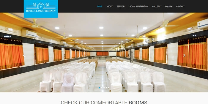 www.hotelclassicbharuch.in