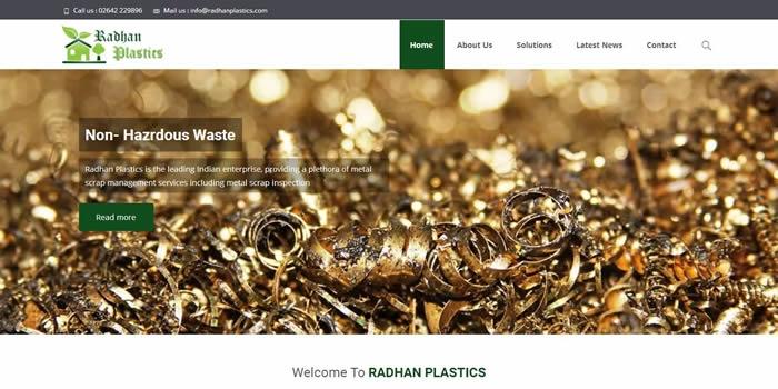 www.radhanplastics.com